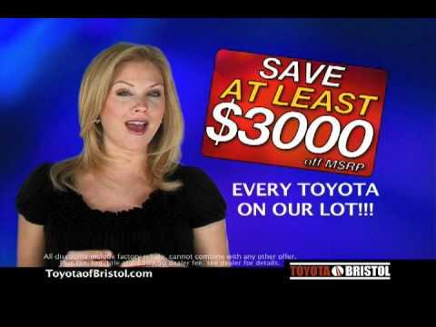 toyota of bristol toyotathon final days - youtube