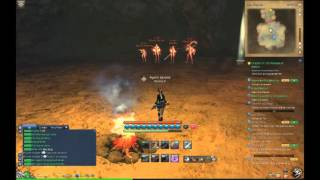 Blade and Soul Assassin Perma stealth build dungeon run 2