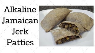 Jamaican Jerk Patties Dr. Sebi Alkaline Electric Recipe