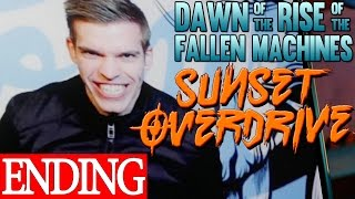 Sunset Overdrive Dawn of the Rise of the Fallen Machines DLC ENDING / FINAL BOSS