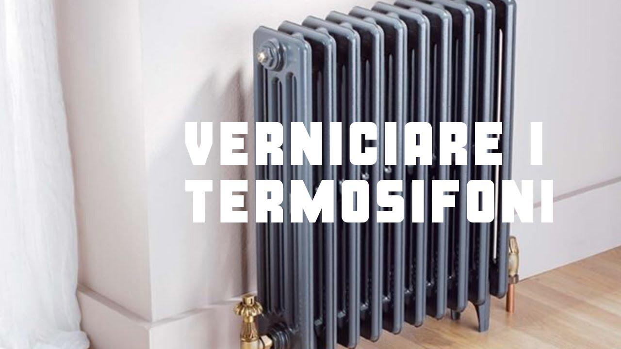 Verniciare I Termosifoni In Ghisa come verniciare i termosifoni? ecco cosa devi sapere.