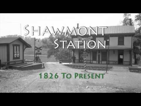 ▲Nik: Shawmont Station & Early Philadelphia Railroad History