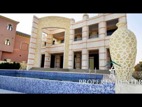 Villa for Sale at The Pearl West Villas  Doha Qatar - Ref #4493 By Property Hunter