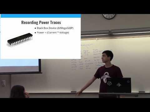 AES Power Analysis