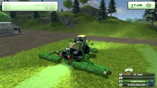 Farming Simulator 2013: How to farm. Cows Setup (Tutorial. 6/9)