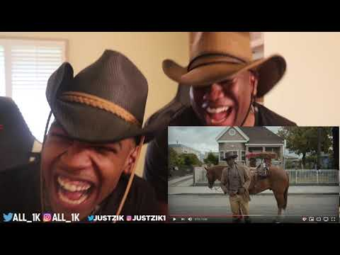 lil-nas-x---old-town-road-(official-movie)-ft.-billy-ray-cyrus--reaction