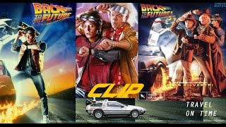 Back to the Future clip Day 30th/Назад в будущее клип ко дню 30ти летия