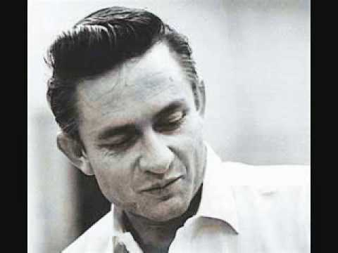 Johnny Cash & Ray Liberto Jr         Blueberry Hill