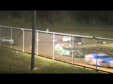 Ohio Valley Speedway AMRA Modified Feature 7-5-2014