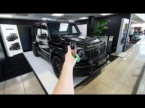 2019 Brabus 800 Widestar: In-Depth Exterior and Interior Tour + Exhaust!