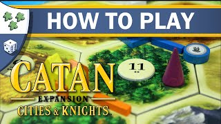 How to Play Catan: Cities \u0026 Knights