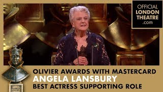 2015 Olivier Awards - Angela Lansbury - Best Actress Supporting Role