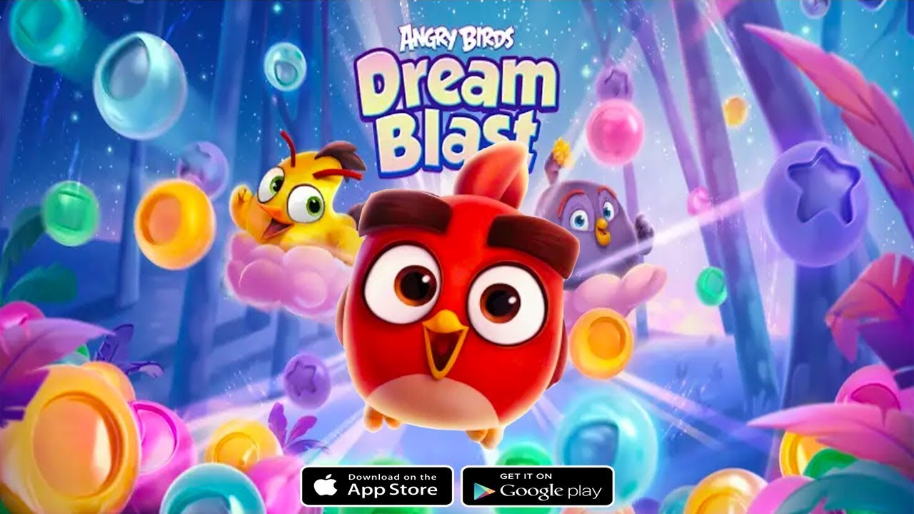 Angry Birds Dream Blast astuce et triche