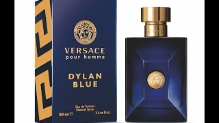Video Versace Pour Homme Dylan Blue review (New release) download MP3, 3GP, MP4, WEBM, AVI, FLV November 2017