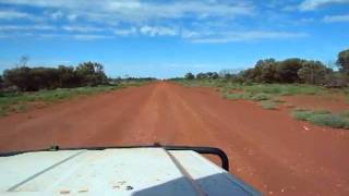 The Outback Way - Great Central Road, Gunbarrel Highway