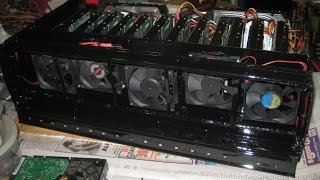 62 Fairlane Hard Drive Array Build: Better file control.