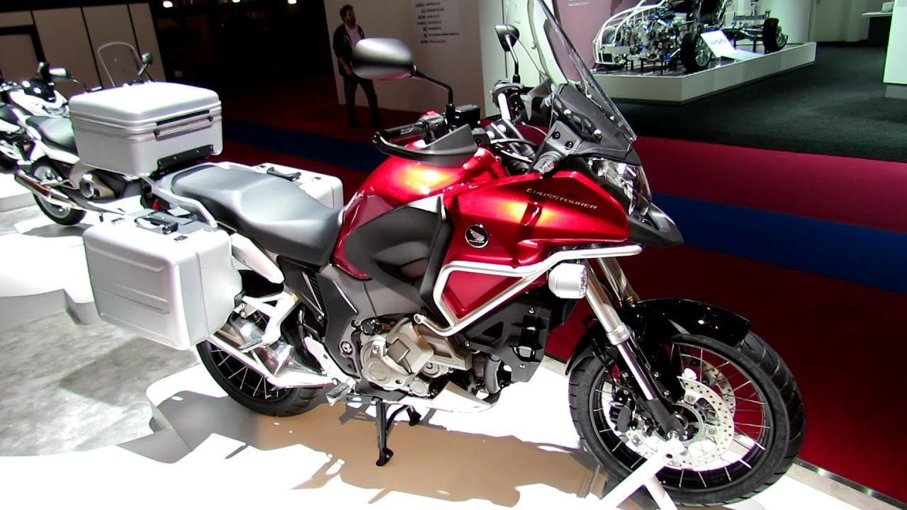 2013 honda crosstourer motorcycle 2012 paris auto show. Black Bedroom Furniture Sets. Home Design Ideas