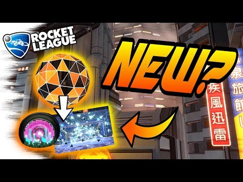 Rocket League Update? - TOKYO/JAPAN Update THEORY + PCC Changes! - New Crate Secrets (Gameplay)