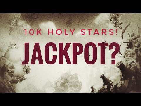 Lords Mobile - 10k Holy Stars