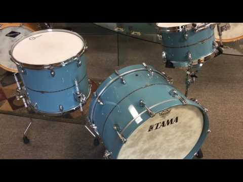 Steve Maxwell And Tama Star Series Kit For Sale