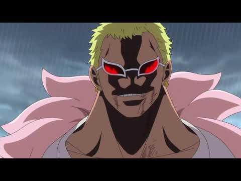 Luffy Vs Doflamingo Full Fight HD
