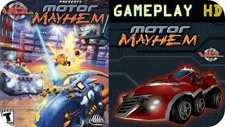 Motor Mayhem Gameplay & Review PS2 HD