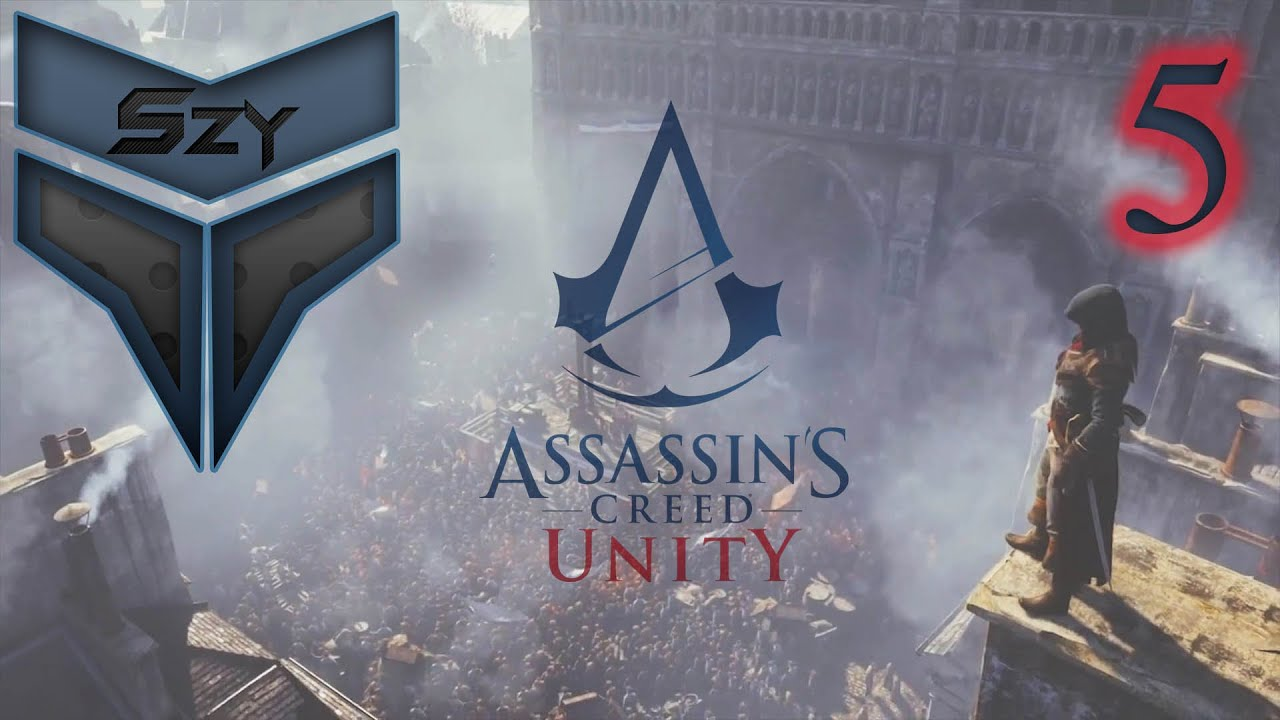 Pictures On The Wall Assassin S Creed Unity Youtube