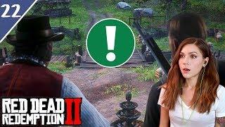 Savage Sadie & Eagle Flies | Red Dead Redemption 2 Pt. 22 | Marz Plays