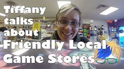 Your Friendly Local Game Store (FLGS)