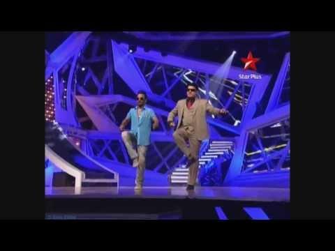 Sajid Khan Robotics Dance with Dharmesh