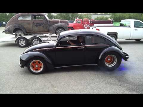 Volkswagen V8 Beetle On Steroids