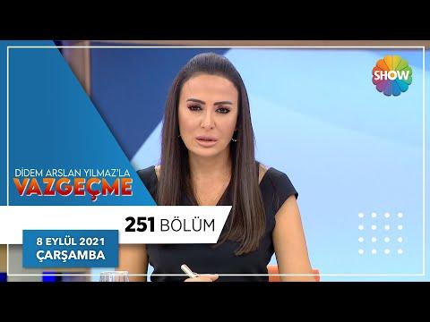 Olayın tanığı Nuri bildiklerini anlattı! | Didem Arslan Yılmaz'la Vazgeçme | 16.09.2021