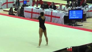 mqdefault Lisa Mason Fx 2015 English Championships