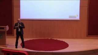 What is chaos   Lutfi Al Sharif   TEDxJU
