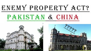 What is Enemy Property??