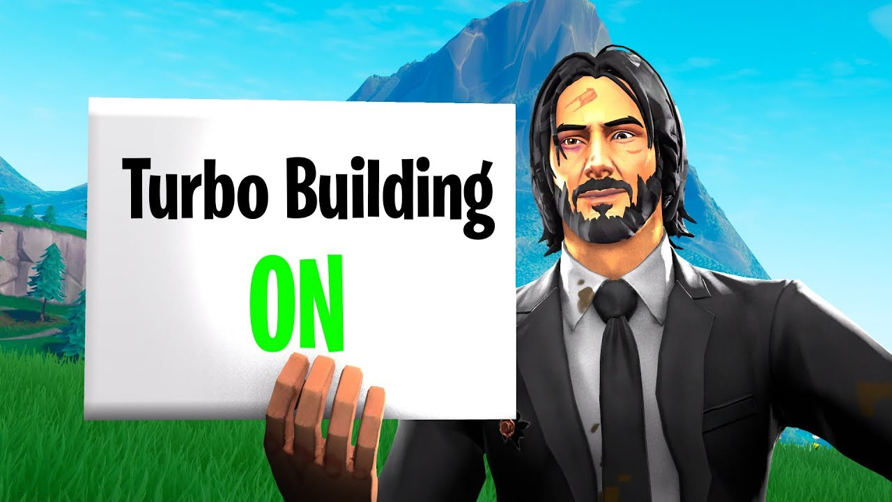 How To Turbo Build Fast With Controller On PC