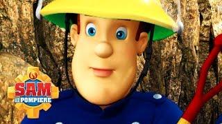 I migliori Salvataggi di Sam 🔥 Sam il Pompiere Italiano Nuovi Episodi  🚒