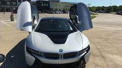 Rent BMW i8 Exotic in Dallas Texas Today!