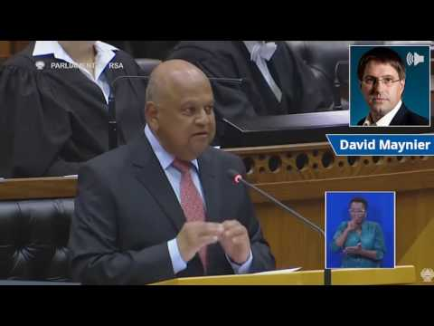 MTBPS 2016 gave no hope to 8,9 million jobless South Africans