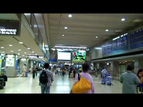 Narita international airport, Terminal 2, Arrivals lobby
