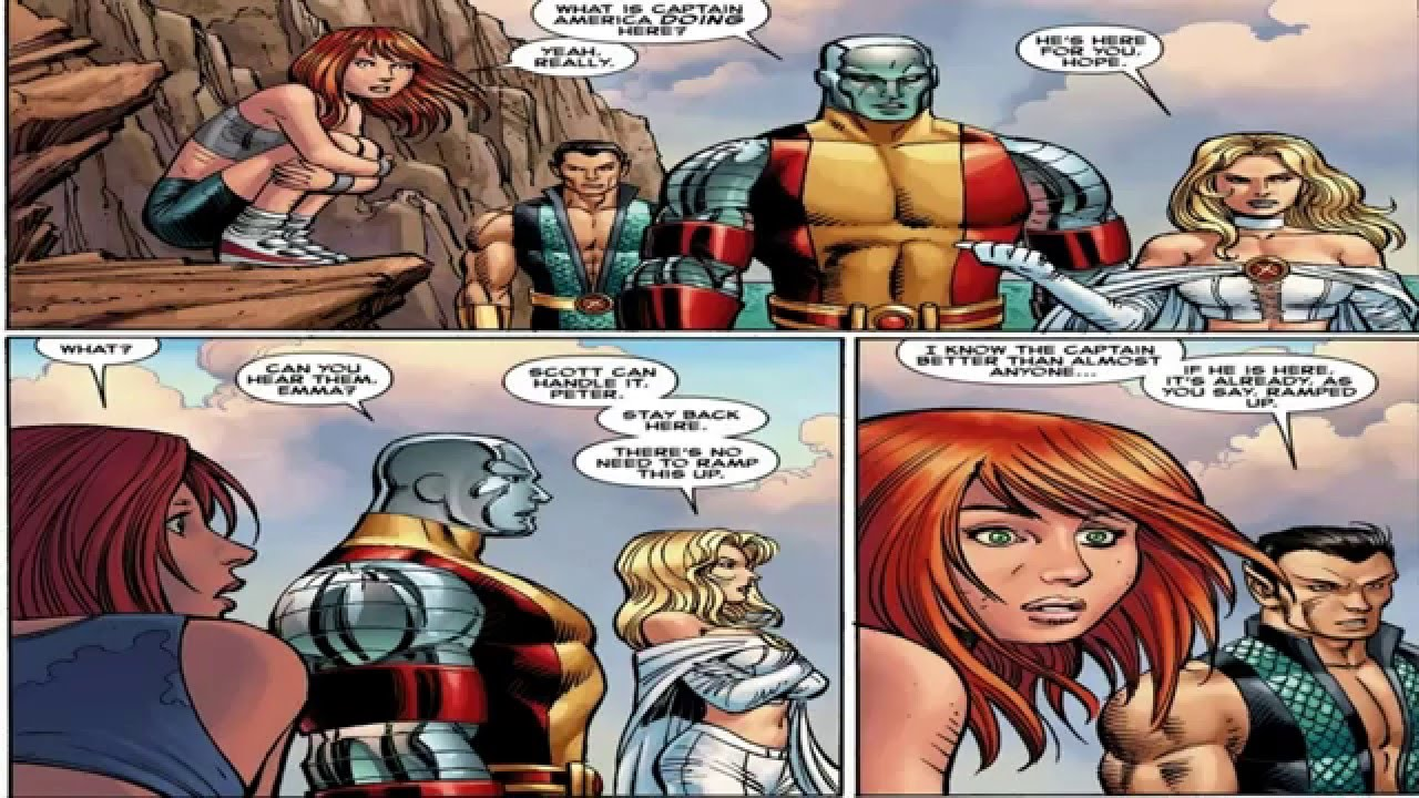 Avengers vs x men porn