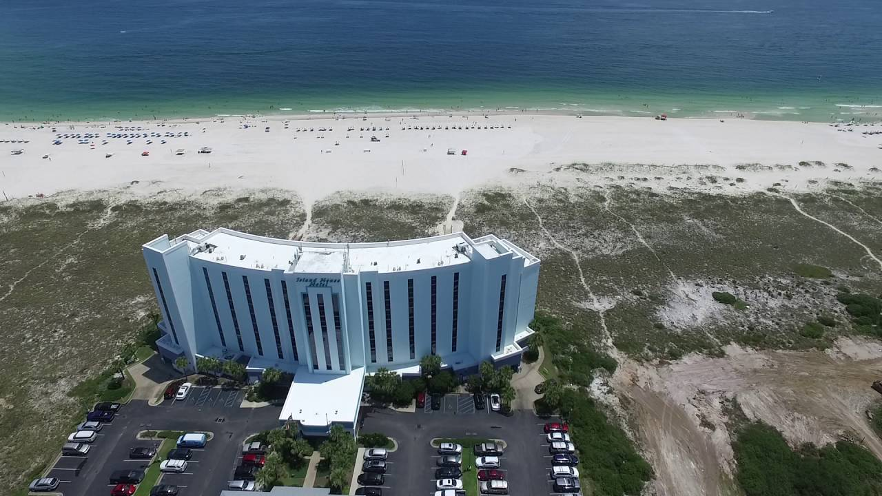 Orange Beach Alabama Island House Hotel