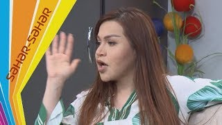 Terbiyessiz - Reqsane Turkan Velizadeye od puskurdu - Seher-Seher