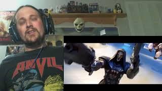 Dan Bull - Overwatch Reaper Rap (Reaction)