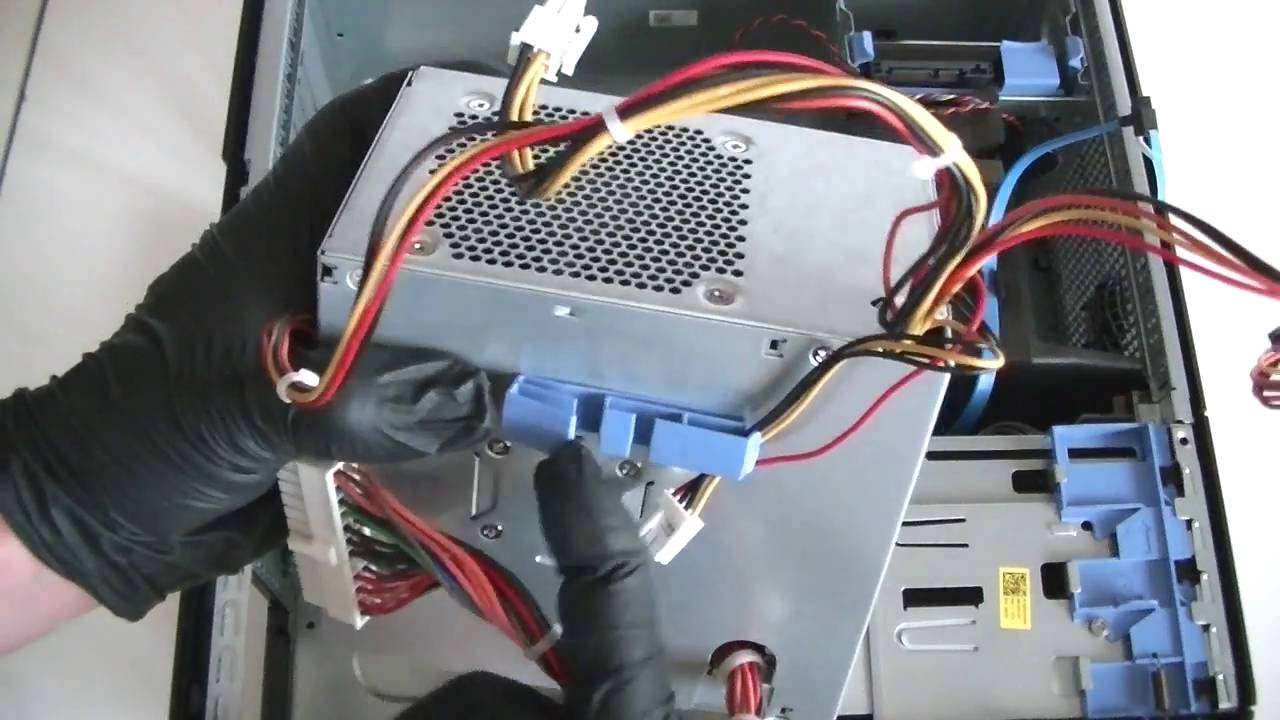Dell Optiplex 380 Upgrade Power Supply Video Card RAM Hard Drive