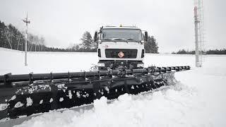 2018 03 15   АМК 360   презентация снег