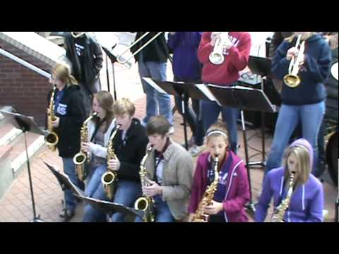 Bristow High School Jazz Band - Sing, Sing, Sing