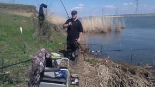 ловля судака осенью на веселовском водохранилище