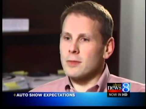 Analyst: Detroit Auto Show 'upbeat'