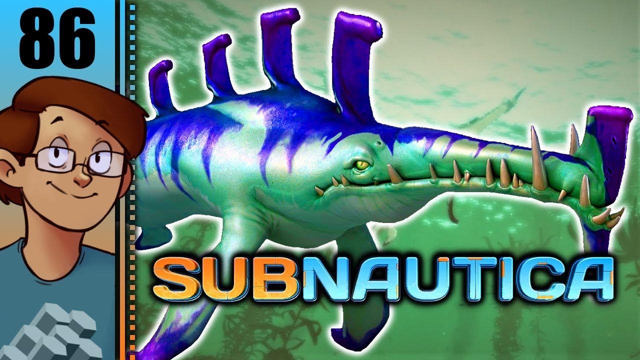 Subnautica update 86